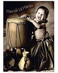 Hawaiian greeting cards ka opuu pua i mohala birthday greeting card m4hsunfo
